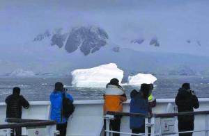 南極遊成中國遊客新寵