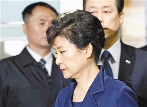 朴槿惠走到今天,到底錯過了哪些時間節點?