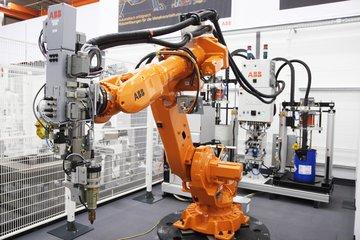 我國是全球第一大工業機器人應用市場
