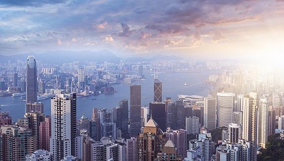 """""""一帶一路""""與大灣區建設成新時代香港發展新引擎"""