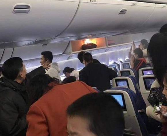 一言不合就起火 坐飛機時充電寶該怎麽攜帶?