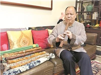 嶺南古琴非遺傳承人重拾失傳800年的中國宮廷樂器