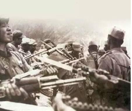 學生兵憶中印戰爭:1天殲敵2千 就像是打兔子