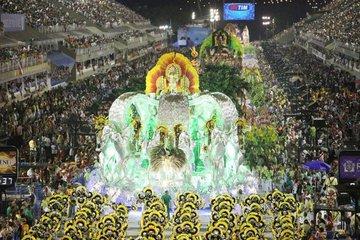 狂歡節助力巴西經濟復甦