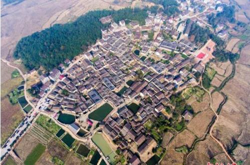 中國各地拯救正在消失的傳統村落
