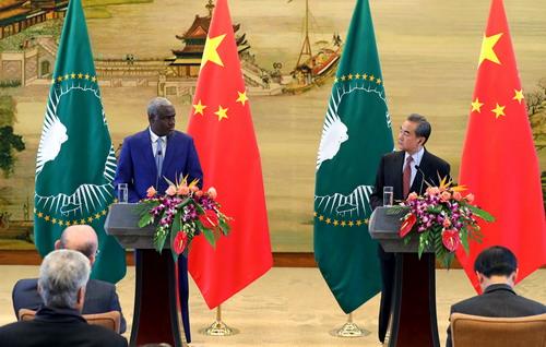 中國願成為非洲最可靠的堅定戰略夥伴