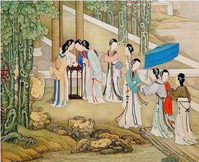 古代婦女怎麽過節?妳不知道的古代婦女節