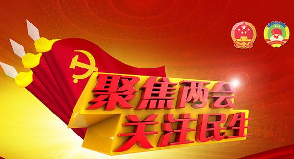 第十三屆全國人大一次會議在京開幕