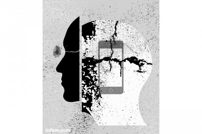 智能手機損害青少年的大腦?