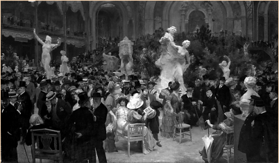 法國學院派:西方美術史中的華彩樂章