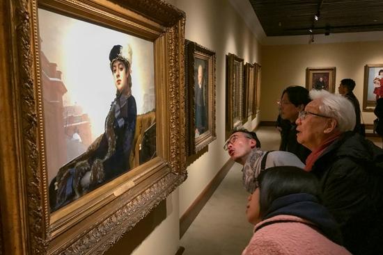 俄羅斯巡回畫派:俄羅斯美術史上一個高峰
