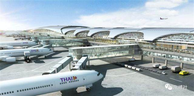 """中企助力泰國機場 """"一帶一路""""為瀾湄帶來巨大機遇"""