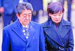 日本財務省承認篡改文件:安倍惹上大麻煩!