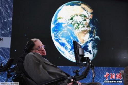 霍金的遺願清單:離開地球和警惕人工智能