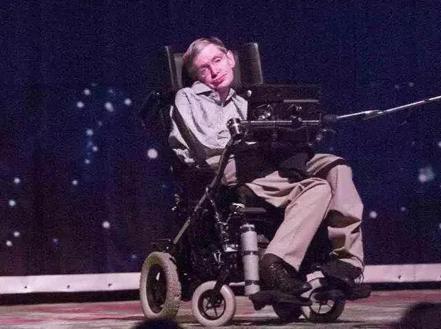 5個中國人認識的霍金:他用轉動的眼球轉動了世界