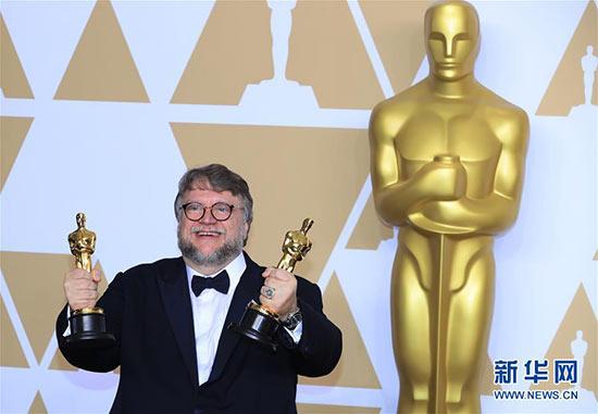第90屆奧斯卡《水形物語》成最大贏家 科比斬獲小金人