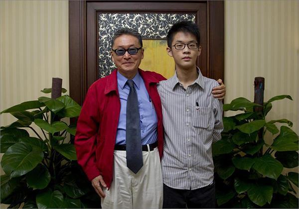 李敖:他不羨慕年輕人 他只羨慕年輕的自己