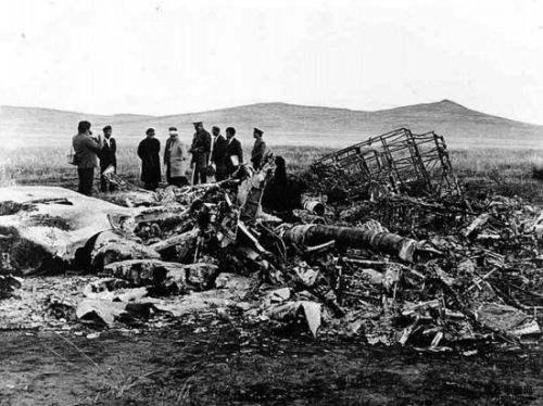 """""""9·13""""飛機墜毀調查報告:林彪尸體上沒有發現彈孔"""