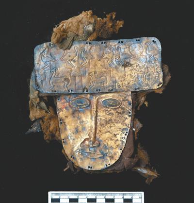 解讀西藏阿里黃金面具:或與古老王國密切相關