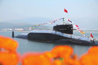 揭秘解放軍核潛艇部隊:42年來首次對外解密
