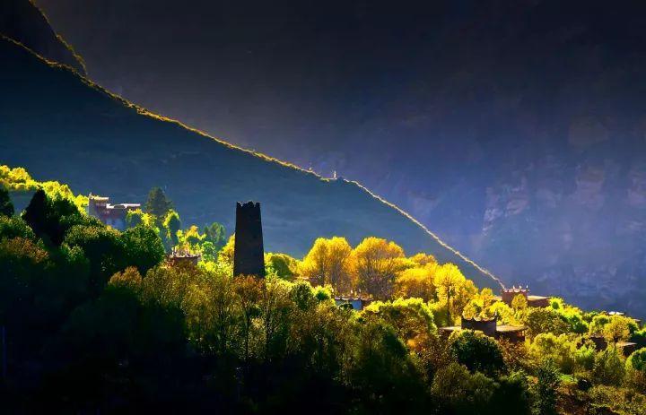 千碉之國:人們可以在這裡眺望遠方,想想詩和神靈