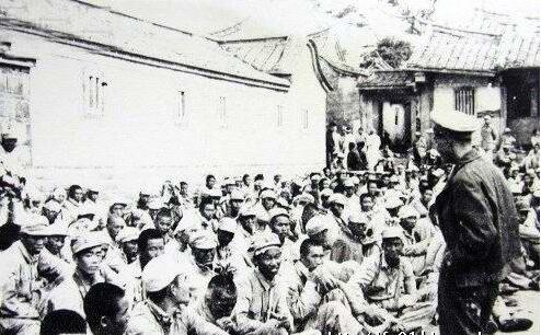 """解放軍金門被俘之后,差點被補充到""""國軍""""去打""""共軍"""""""