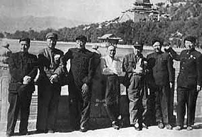 """1953年高崗試探鄧小平:誰是中國的""""斯大林""""?"""