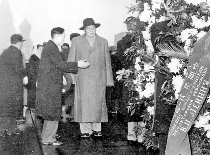 毛澤東為何沒有出席斯大林的葬禮:心緒很復雜