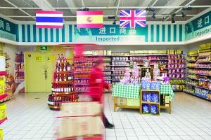 內地吃貨經濟牽動全球商機