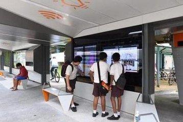 中國制造智能公交將給加蓬經濟發展帶來直觀促進作用