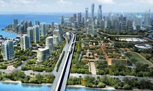 一帶一路將為東南亞房地產商提供重大機遇