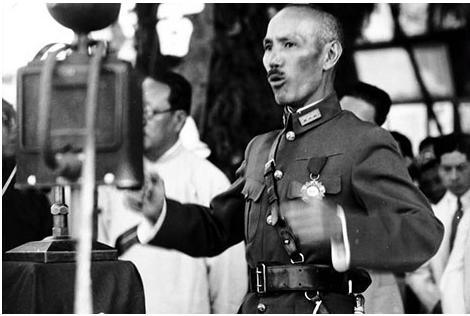 """揭秘:蔣介石圈定55名""""中國領導人""""暗殺對象"""