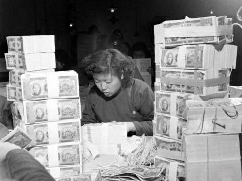 揭秘蔣介石到底從大陸帶了多少黃金白銀到台灣?