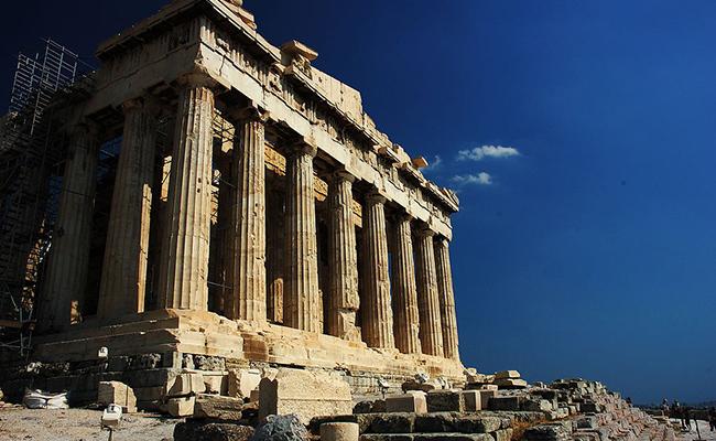 雅典衛城:諸神杰作的當代命運