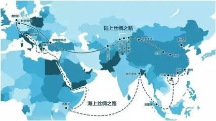 """中國""""一帶一路""""規劃顯然極大地影響了泰國"""