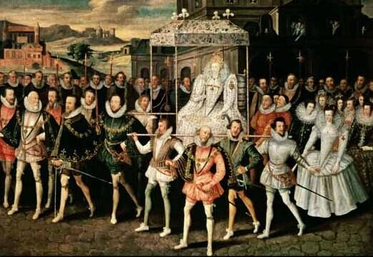 伊麗莎白一世給萬歷皇帝的親筆信上寫了什么