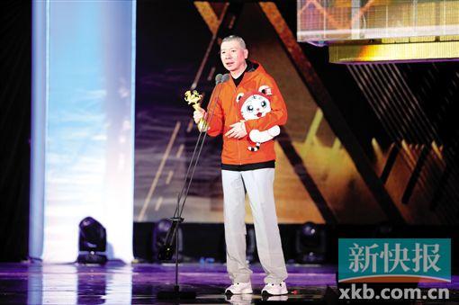 北京大學生電影節閉幕 楊冪最受歡迎