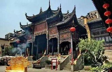 潼南獨柏寺:重慶現存最古老的全木建築