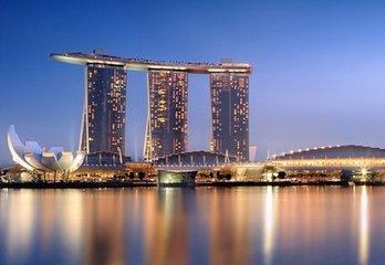 """新加坡打造四平台支持""""一帶一路""""發展"""