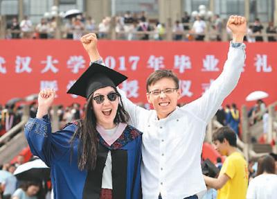 """""""一帶一路""""建設需要培養優秀的來華留學生"""