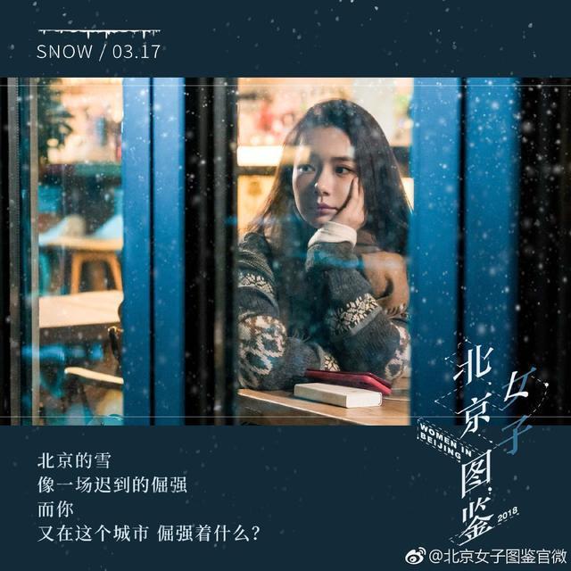 復盤《北京女子圖鑒》,劇作、人設、宣發,哪個才是引爆點?