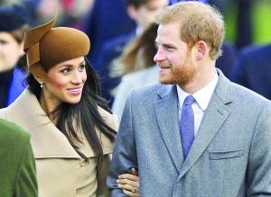 英國哈里王子大婚十萬人觀禮