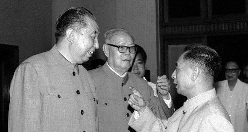 揭秘:胡耀邦與華國鋒的親密關係