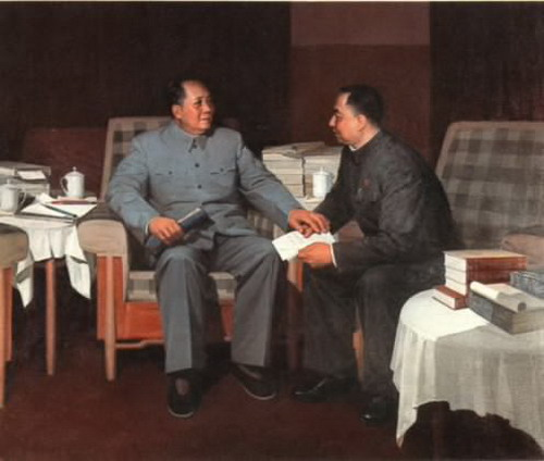 """政壇""""黑馬""""華國鋒是如何一躍成為""""英明領袖""""的?"""