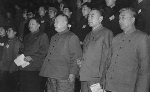 """1970年的政治旋渦:陳毅配合陳伯達大搞""""天才論""""?"""