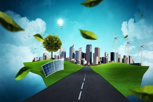 """能源合作成新亮點 """"一帶一路""""助推中國經濟發展"""