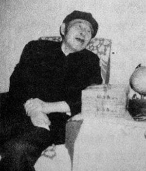毛澤東政治秘書陳伯達出獄后的秘密生活