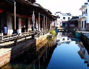 唐模村:一個如桃源般的村莊
