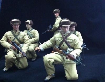 毛澤東指示:誌願軍一個軍殲滅美軍一個營就夠了