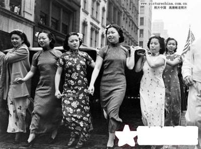 """""""9·18事變""""后國人誓死抵制日貨:女人不穿國貨形同妓女"""